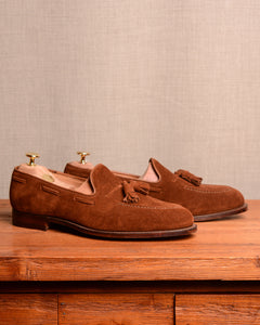 Crockett & Jones Cavendish - Polo Suede