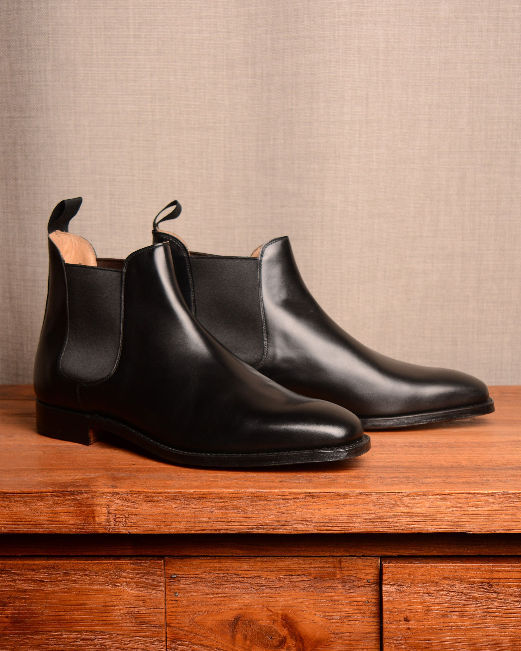 Crockett & Jones Chelsea - Black