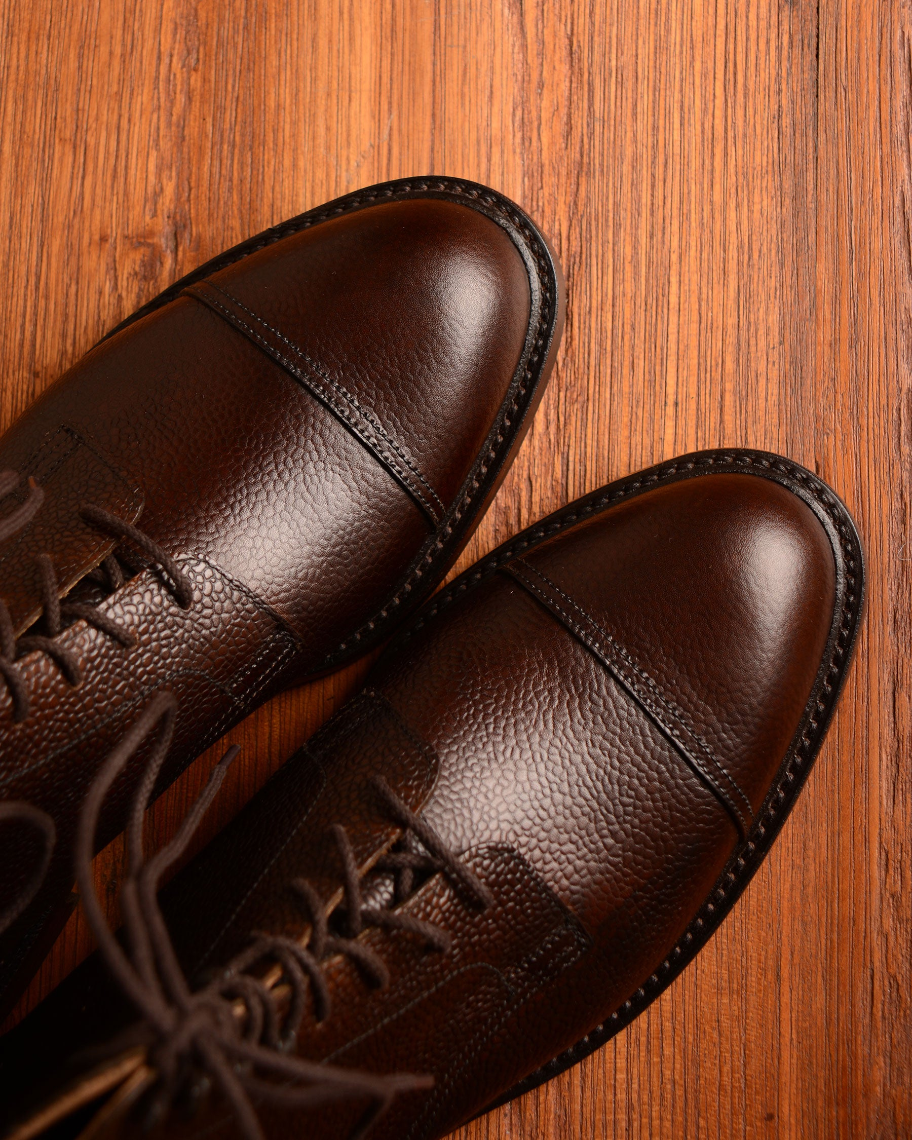Crockett & Jones Coniston - Dark Brown Grain