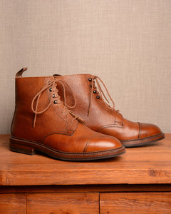 Crockett & Jones Coniston - Tan Grain
