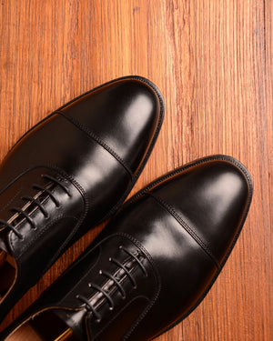 Crockett & Jones Connaught - Black