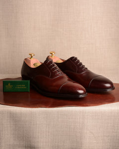 Crockett & Jones Connaught - Col.8 Cordovan