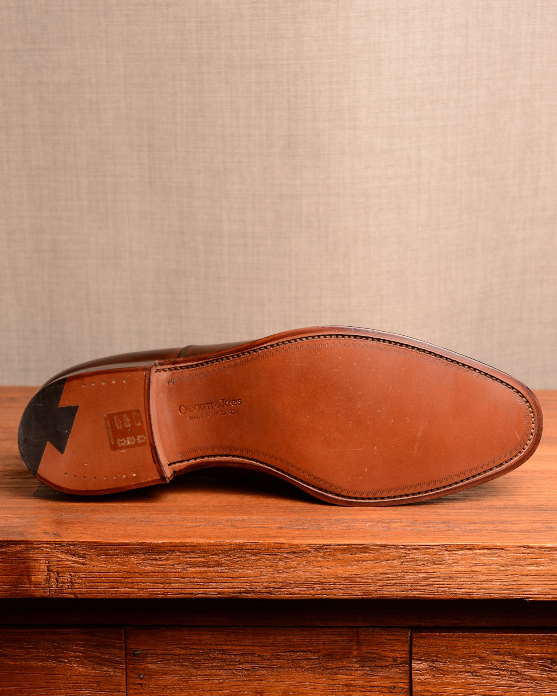 Crockett & Jones Connaught - Brown