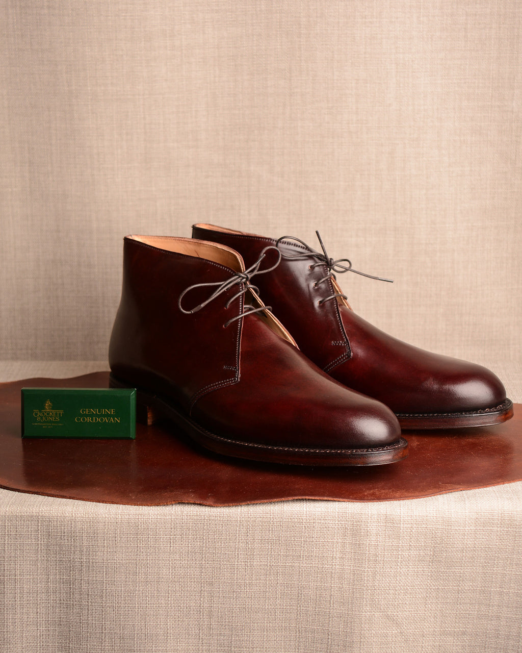Crockett & Jones Cotswold - Col.8 Cordovan