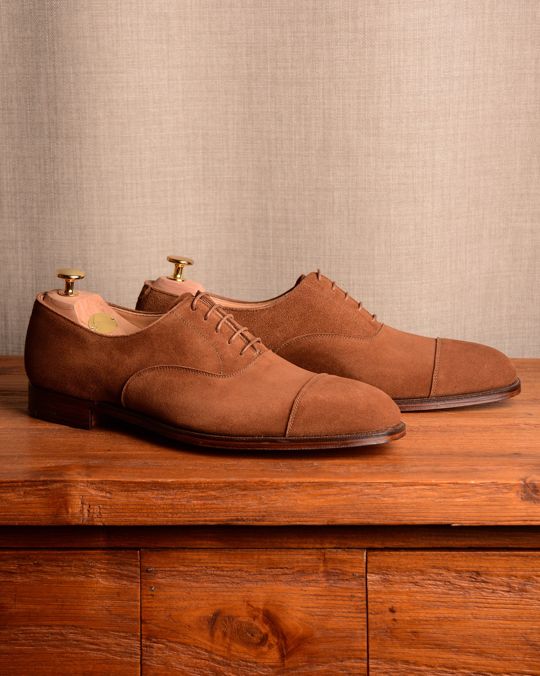 Crockett & Jones Dorset 2 - Polo Suede
