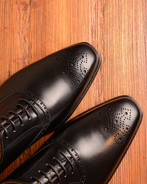 Crockett & Jones Edgware - Black