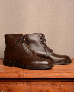 Crockett & Jones Eskdale 2 - Dark Brown Wax Calf