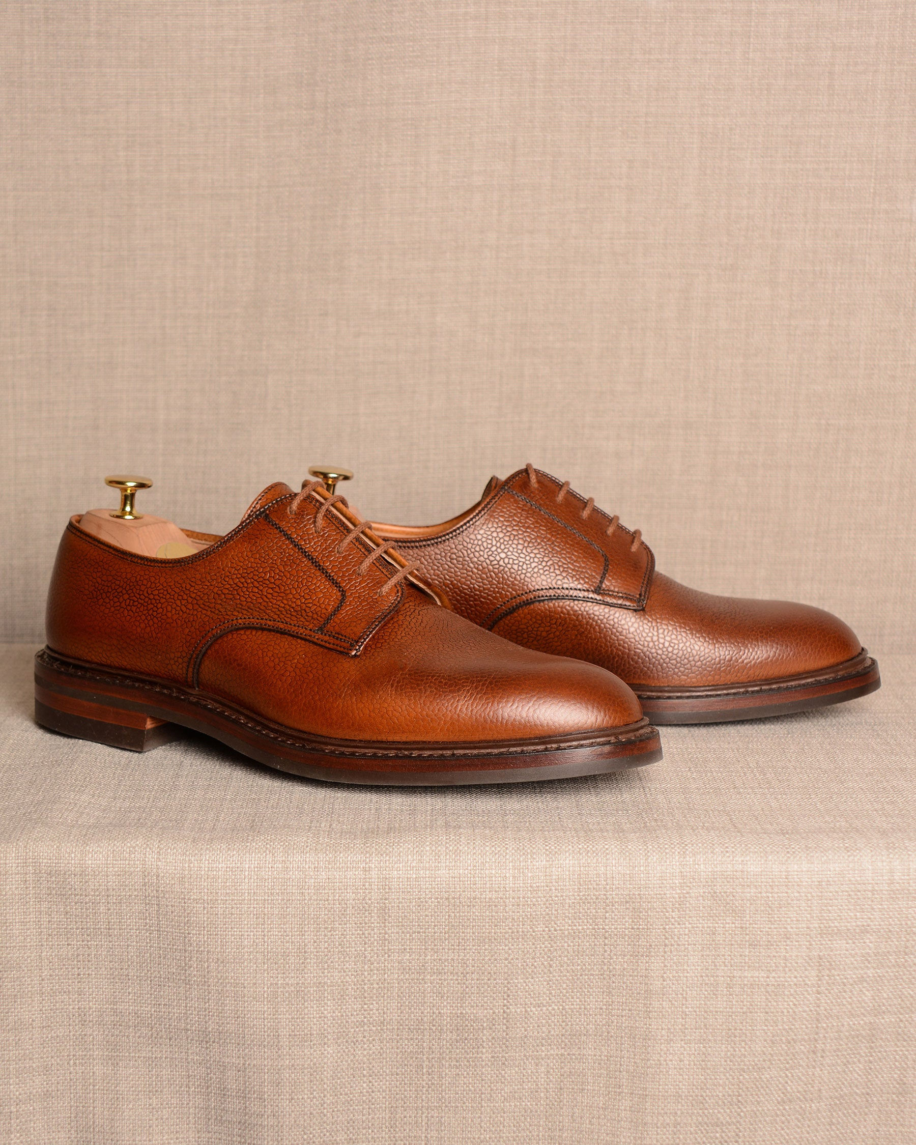 Crockett & Jones Grasmere - Tan Grain