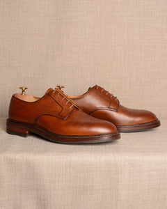 Crockett & Jones Grasmere - Tan Grain G-Width
