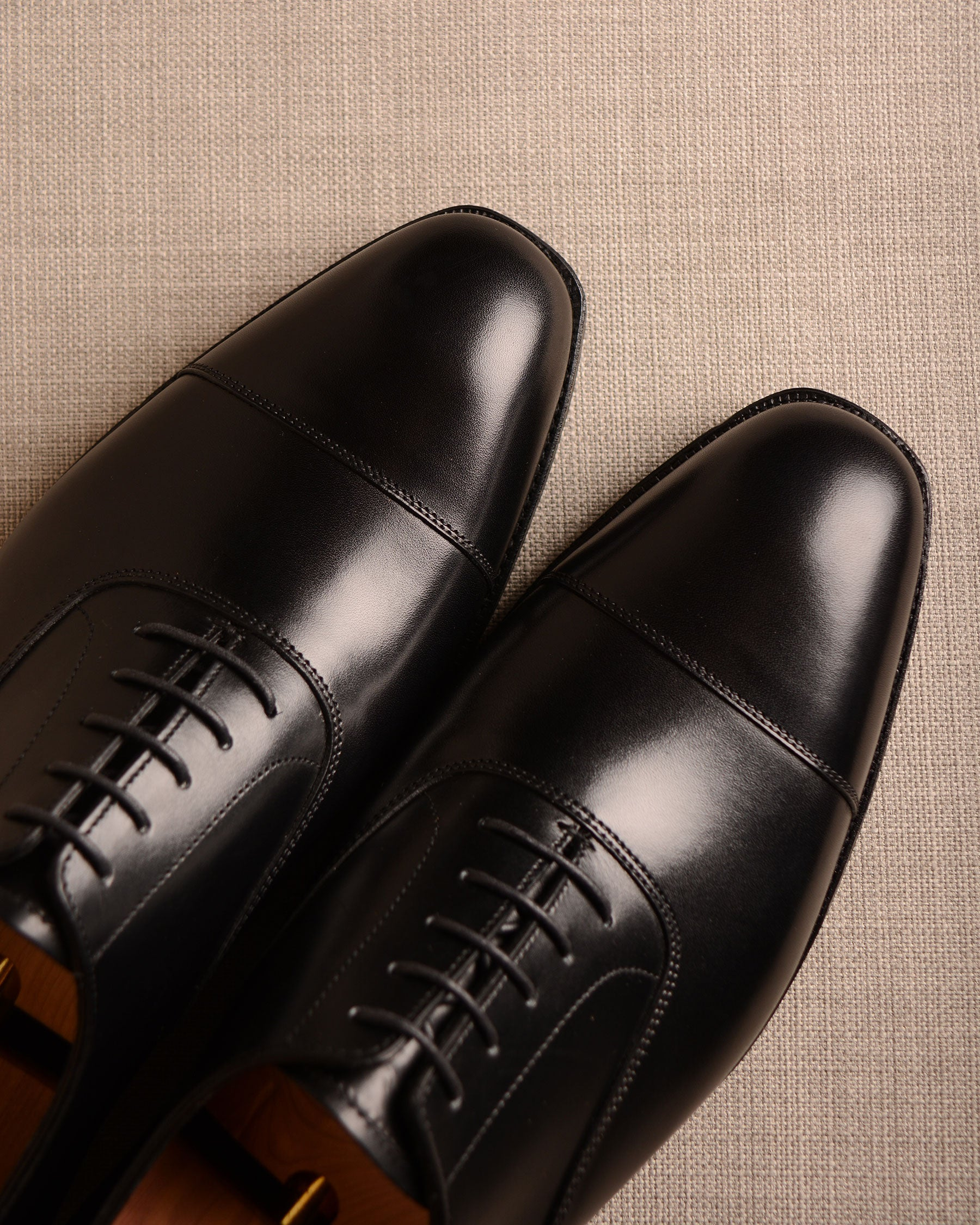 Crockett & Jones - Audley Black