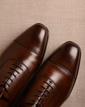 Crockett & Jones - Audley Dark Brown