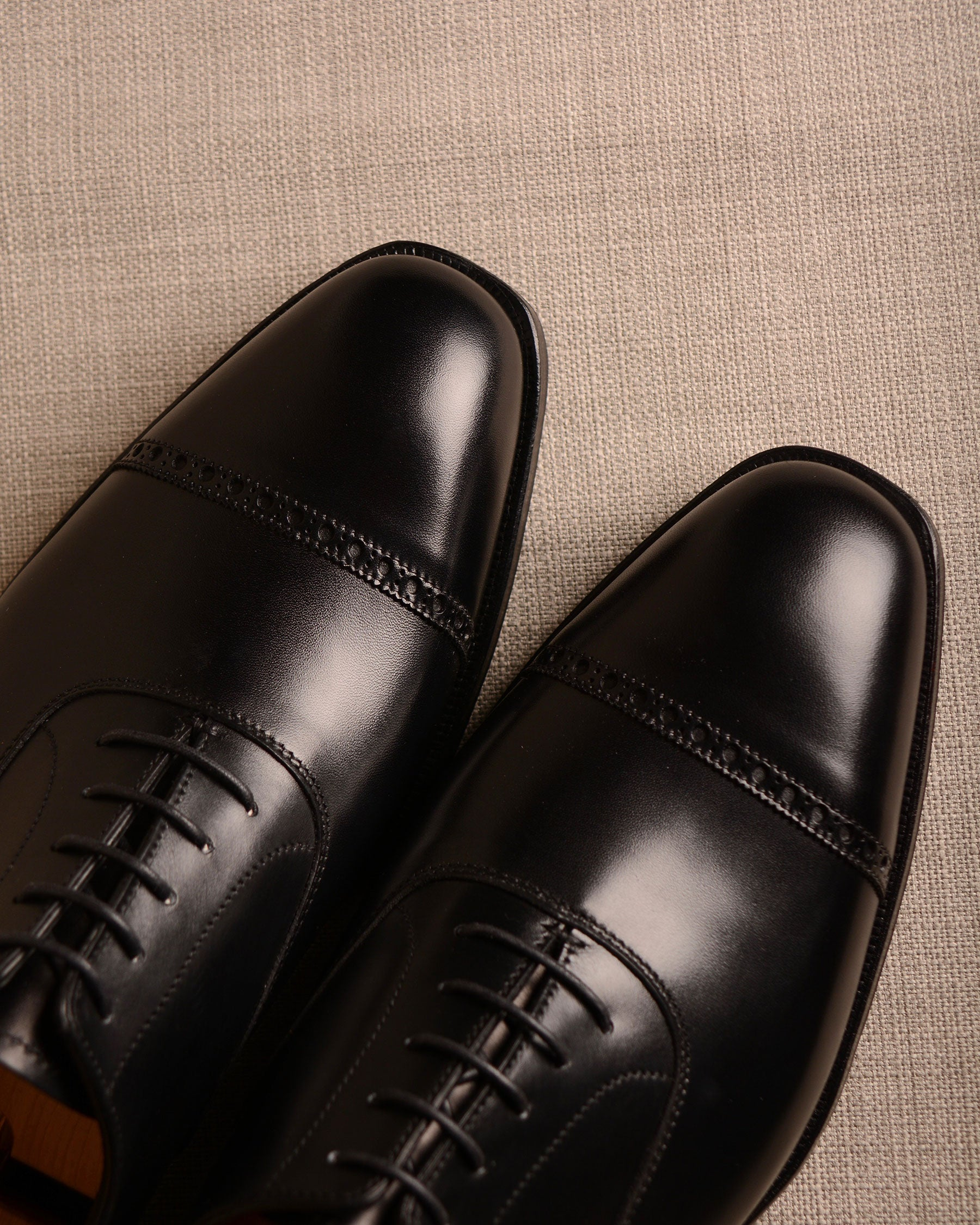 Crockett & Jones - Belgrave Black