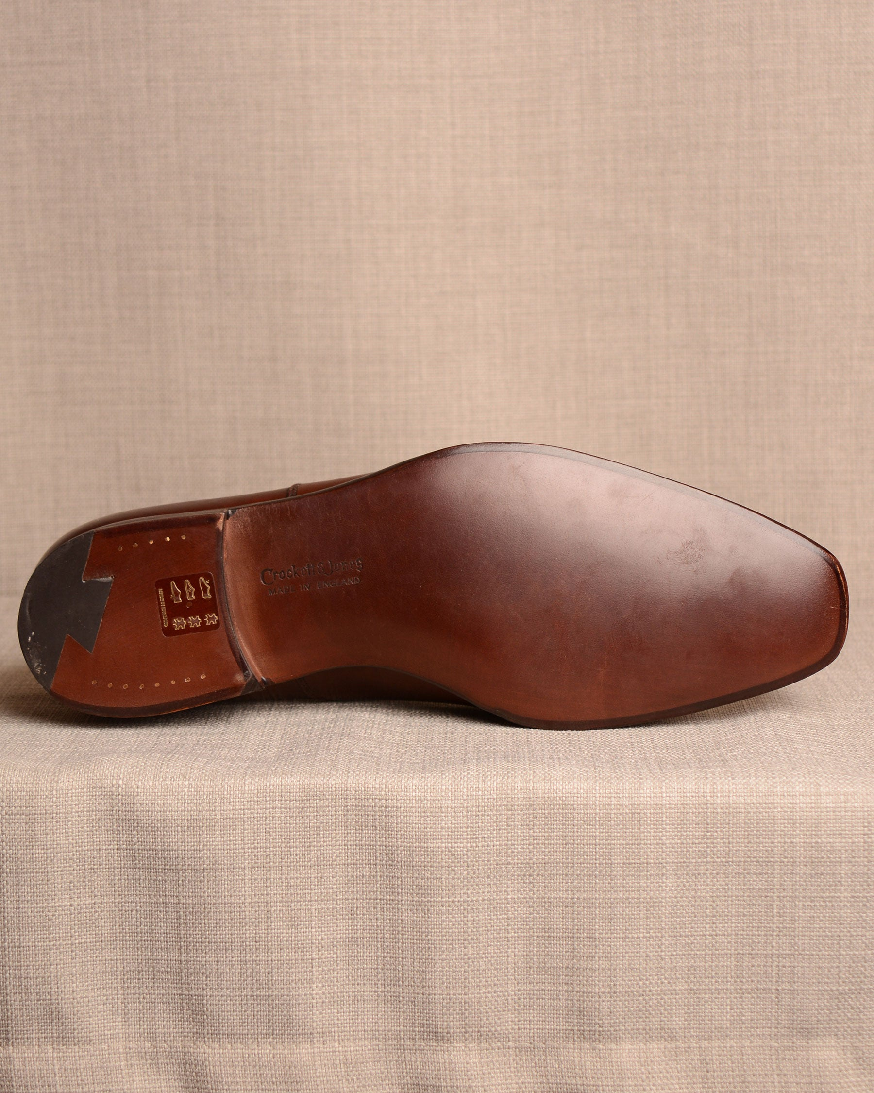 Crockett & Jones - Belgrave Chestnut