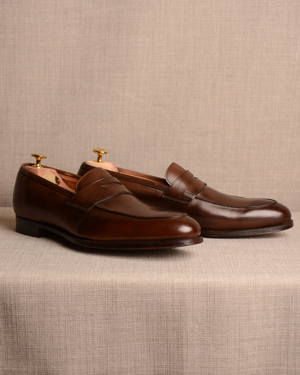 Crockett & Jones - Crawford Dark Brown