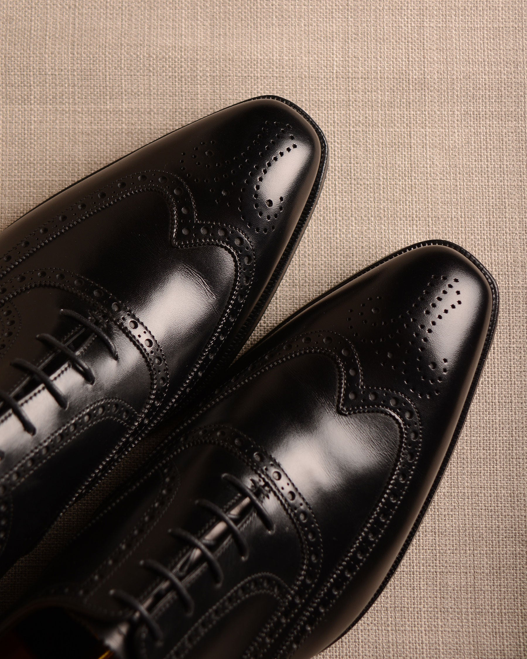 Crockett & Jones - Fairford Black
