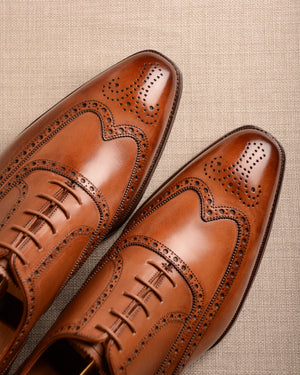 Crockett & Jones - Fairford Tan