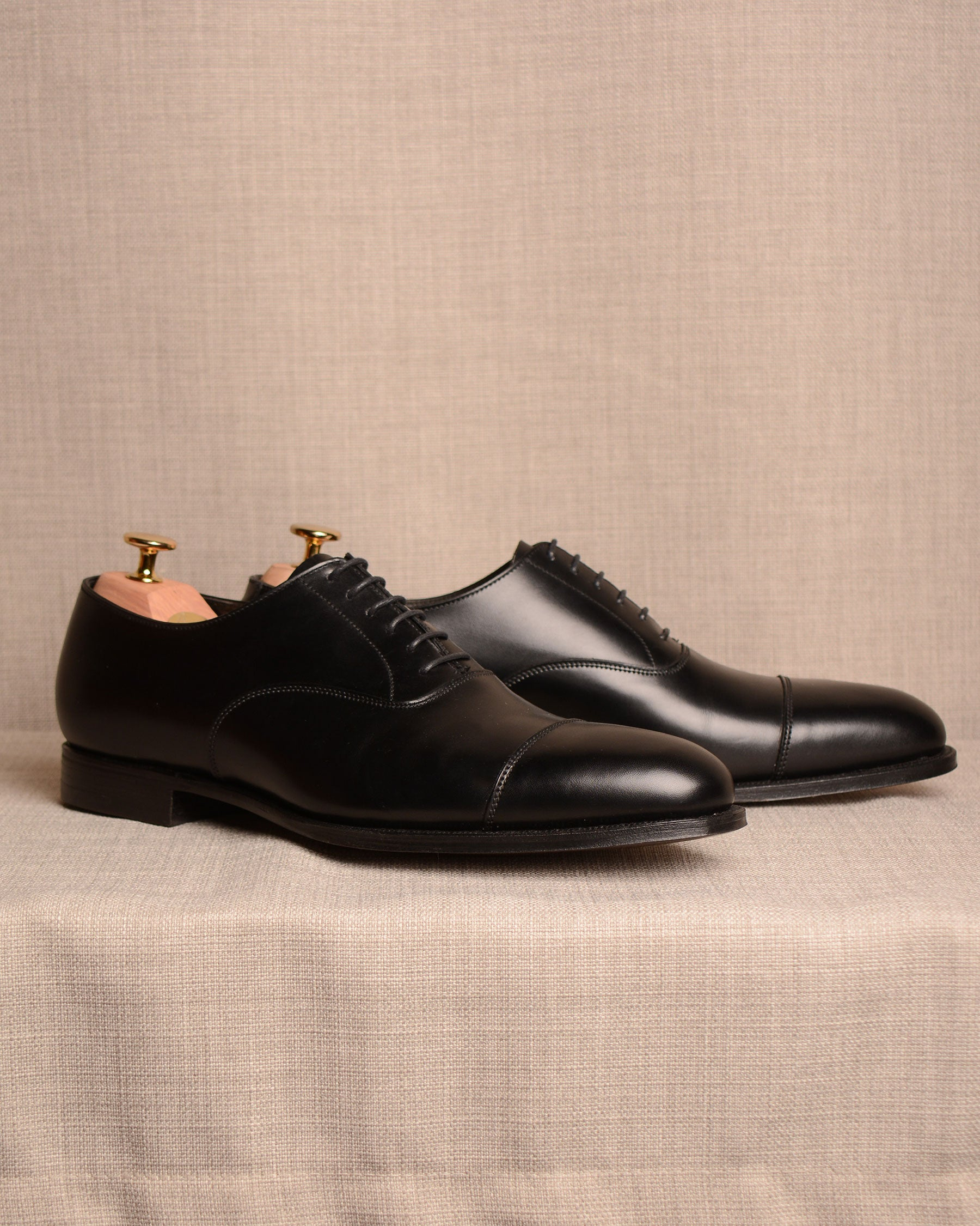 Crockett & Jones - Lonsdale Black