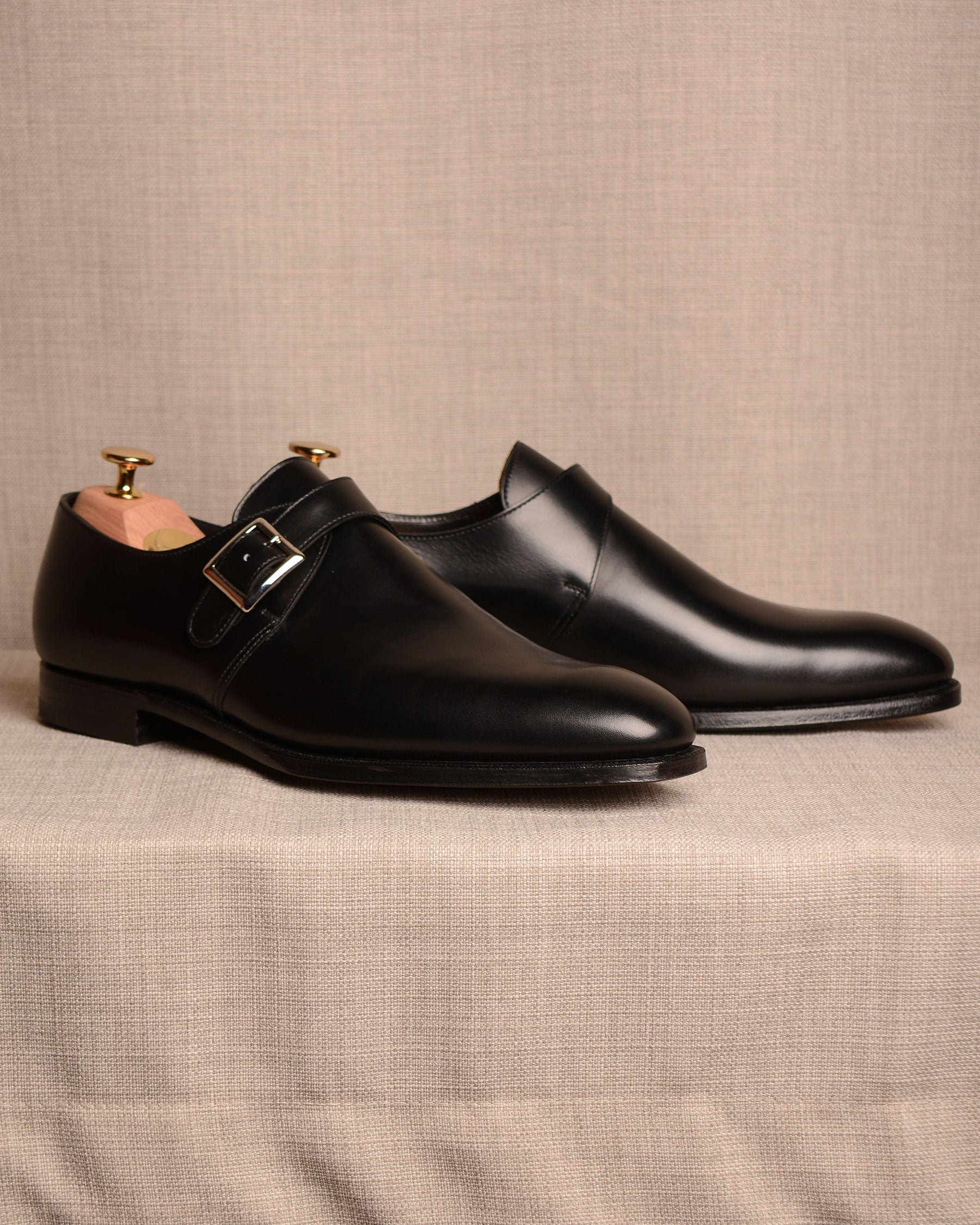 Crockett & Jones - Savile Black
