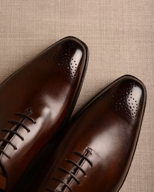 Crockett & Jones - Weymouth 2 Dark Brown