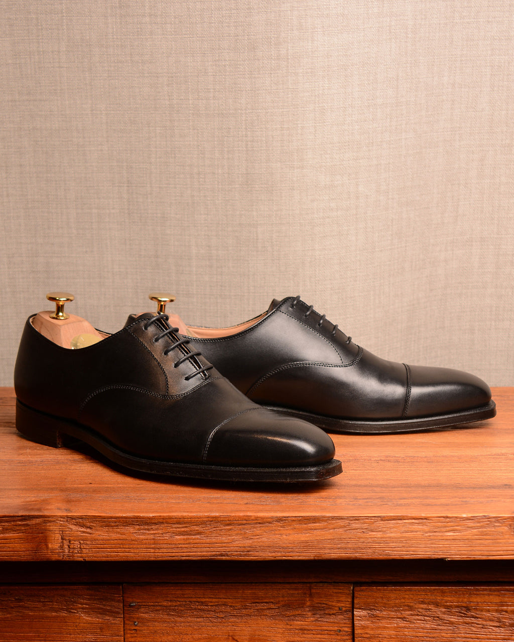 Crockett & Jones Hallam - Black