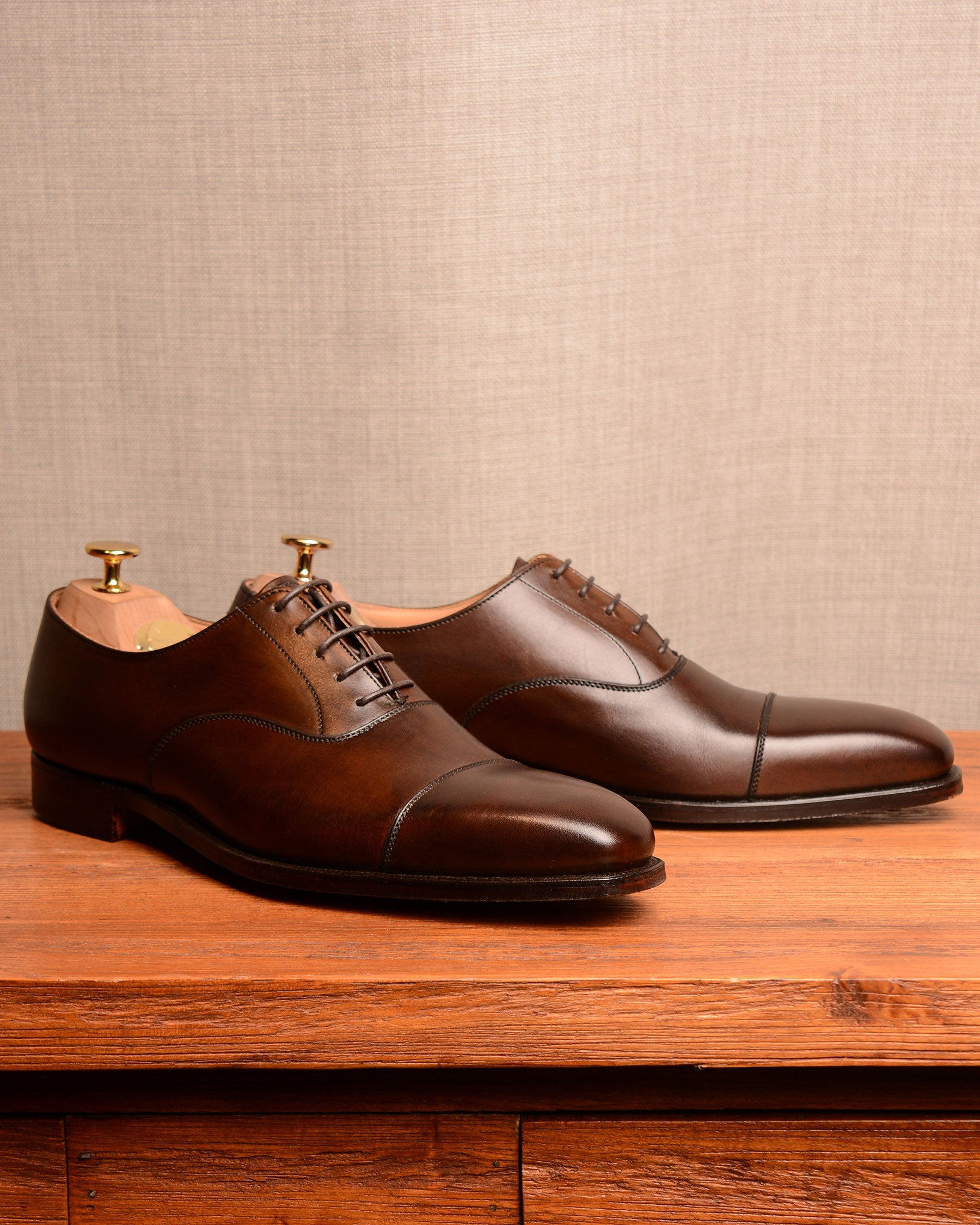 Crockett & Jones Hallam - Dark Brown