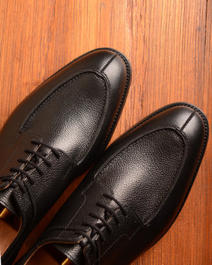 Crockett & Jones Hardwick - Black Pebble Grain