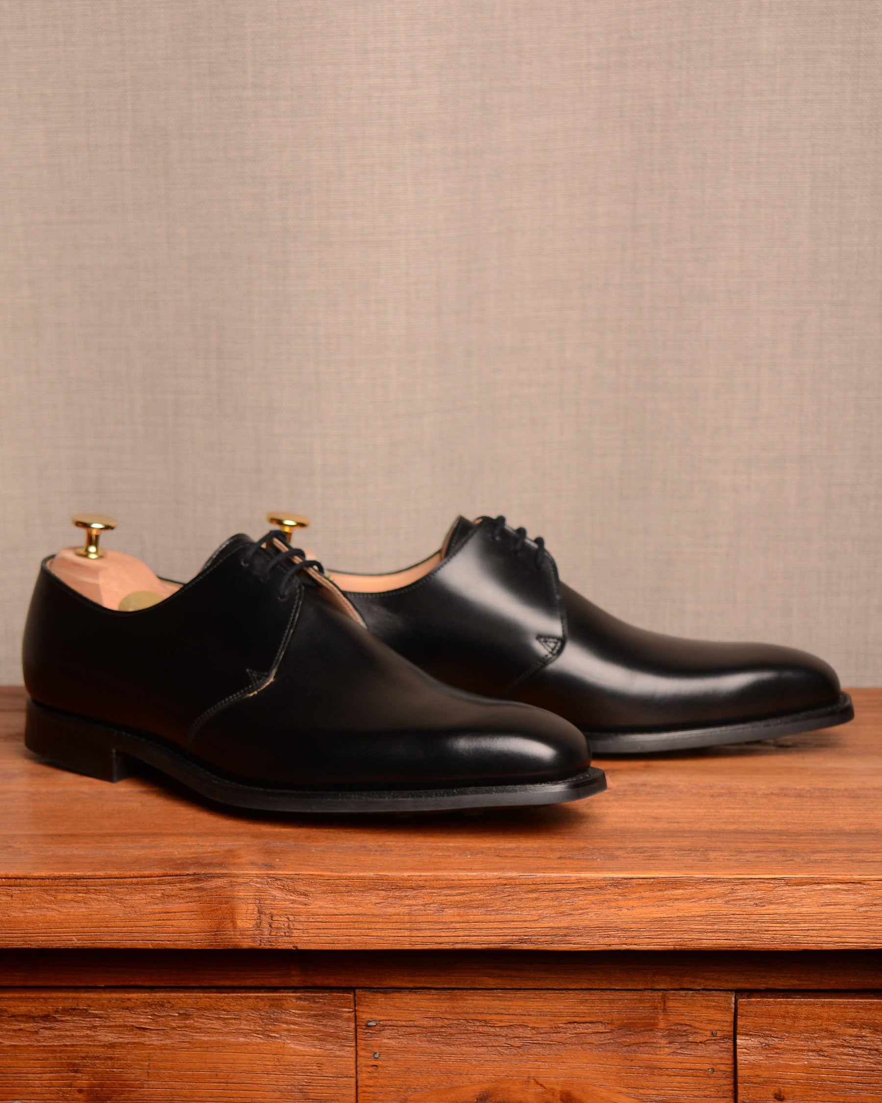 Crockett & Jones Highbury - Black
