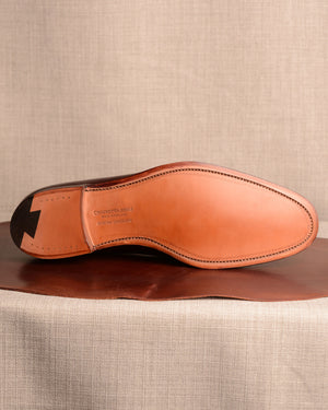 Crockett & Jones Langdon - Col.8 Cordovan