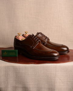 Crockett & Jones Langdon - Dark Brown Cordovan