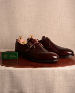 Crockett & Jones Malvern - Col.8 Cordovan