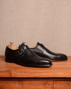Crockett & Jones Monkton - Black