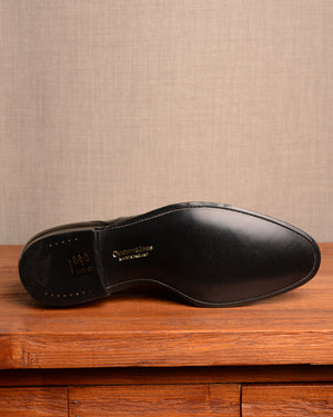 Crockett & Jones Overton - Black Patent