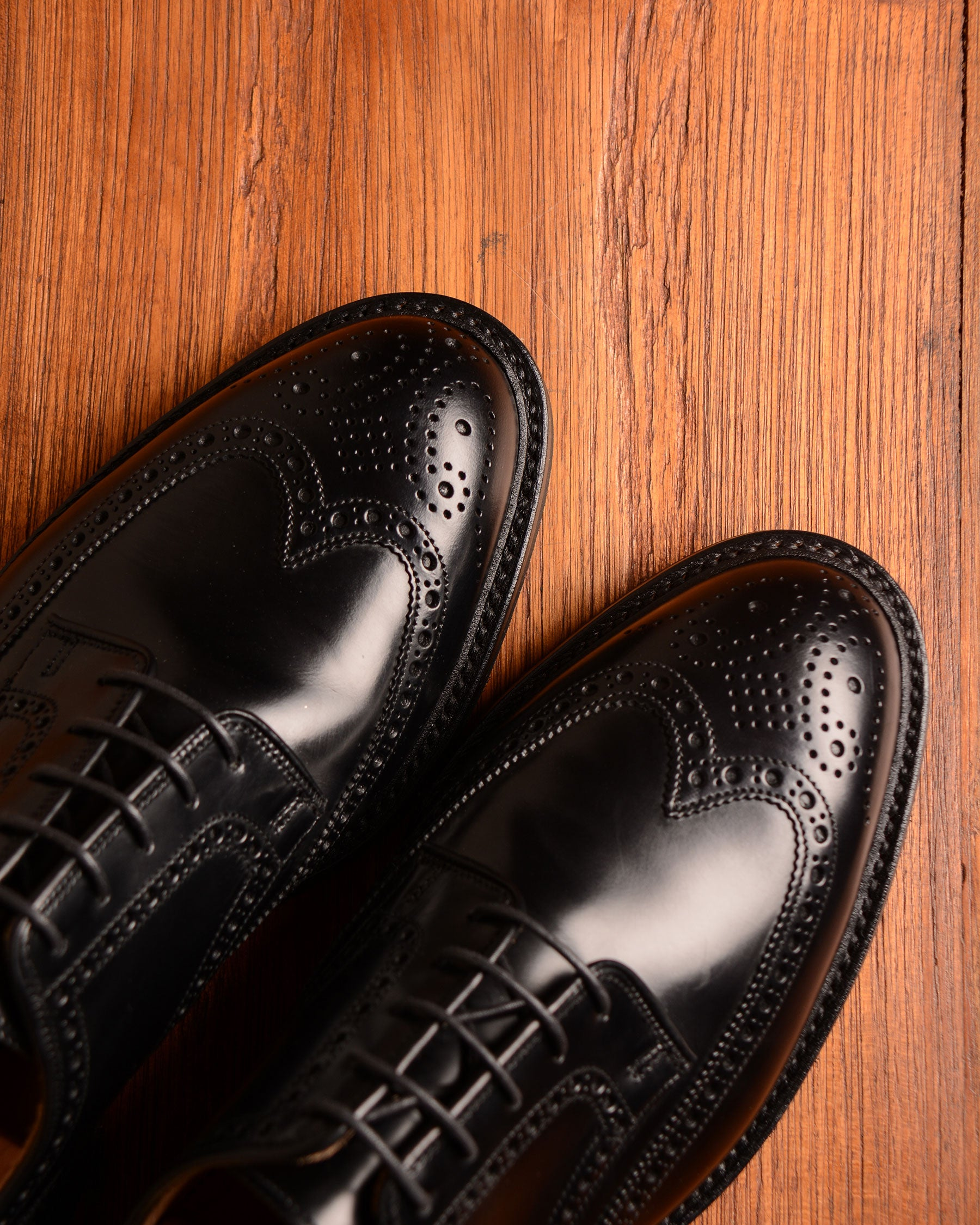 Crockett & Jones Pembroke - Black