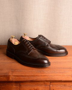 Crockett & Jones Pembroke - Brown Wax Calf