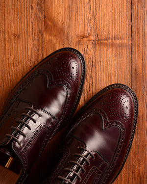 Crockett & Jones Pembroke - Burgundy