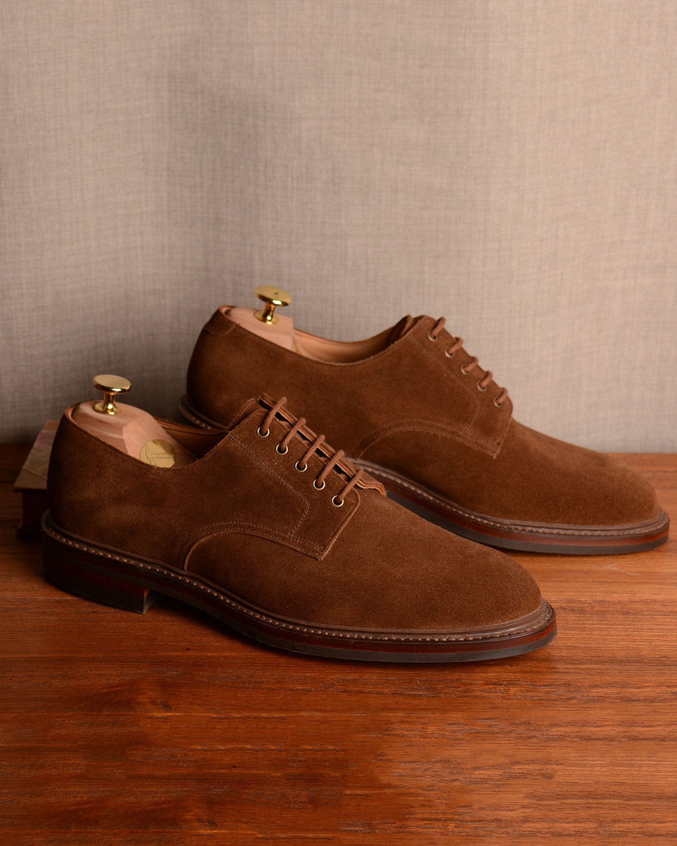 Crockett & Jones Sedgemoor - Snuff Suede