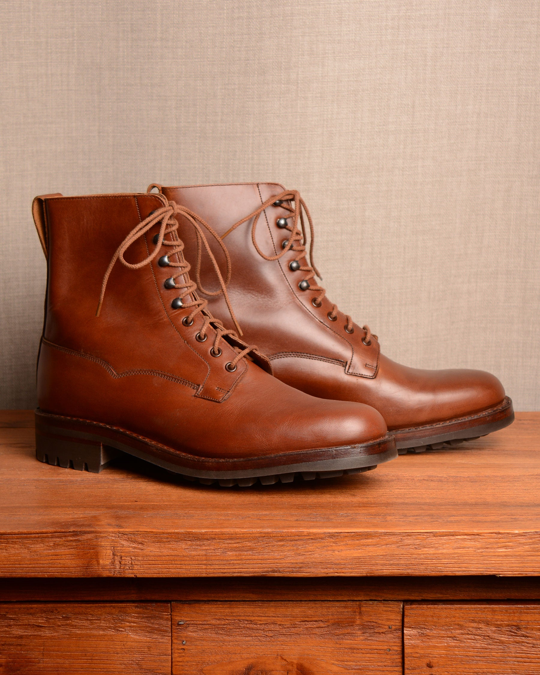 Crockett & Jones Snowdon - Oak