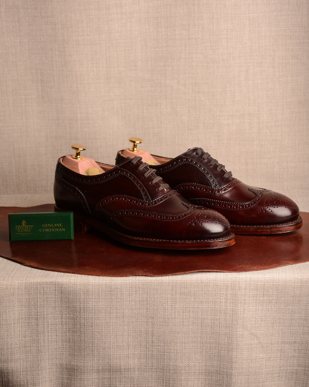 Crockett & Jones Suffolk 2 - Col.8 Cordovan