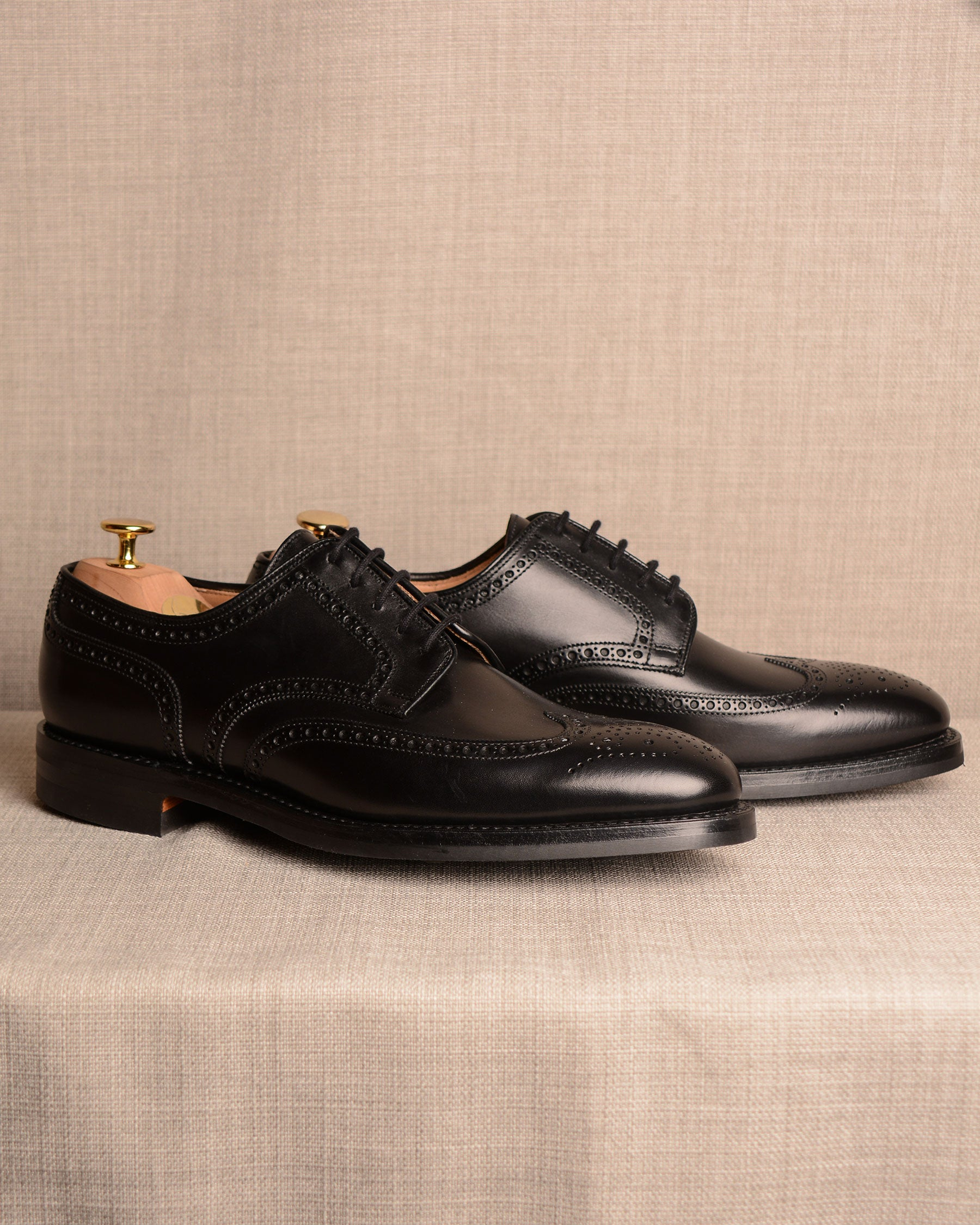 Crockett & Jones Swansea - Black
