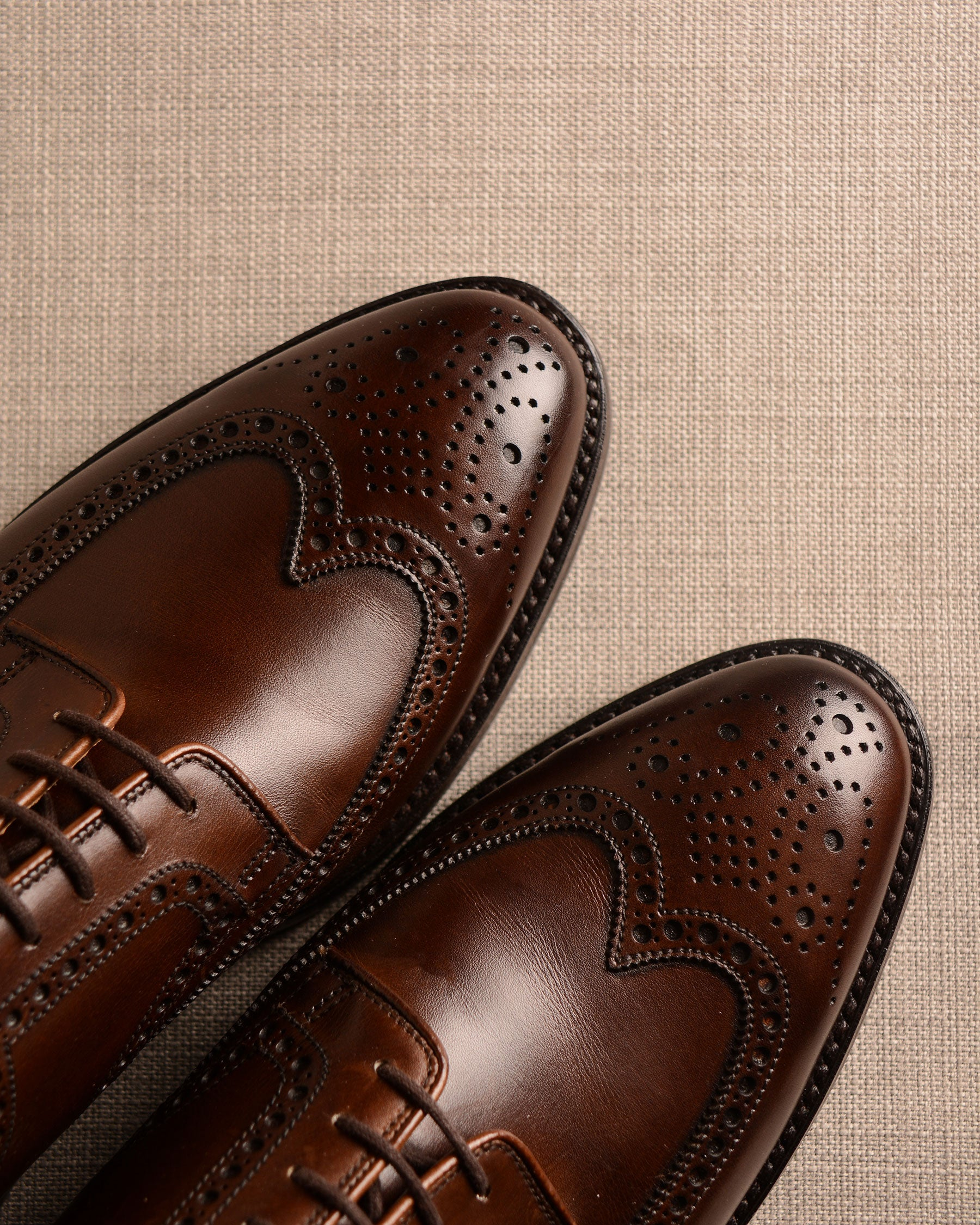 Crockett & Jones Swansea - Brown