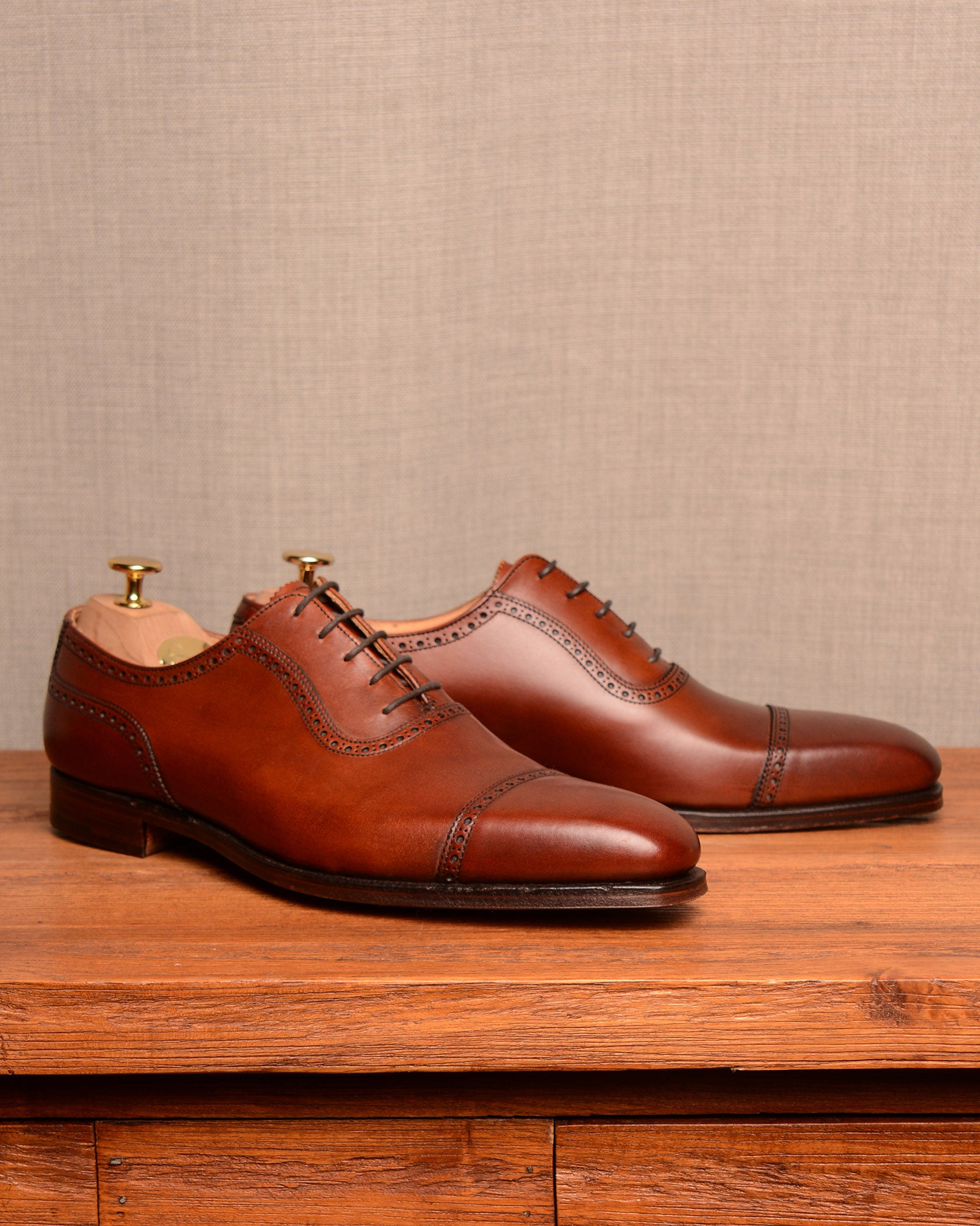 Crockett & Jones Westbourne - Chestnut
