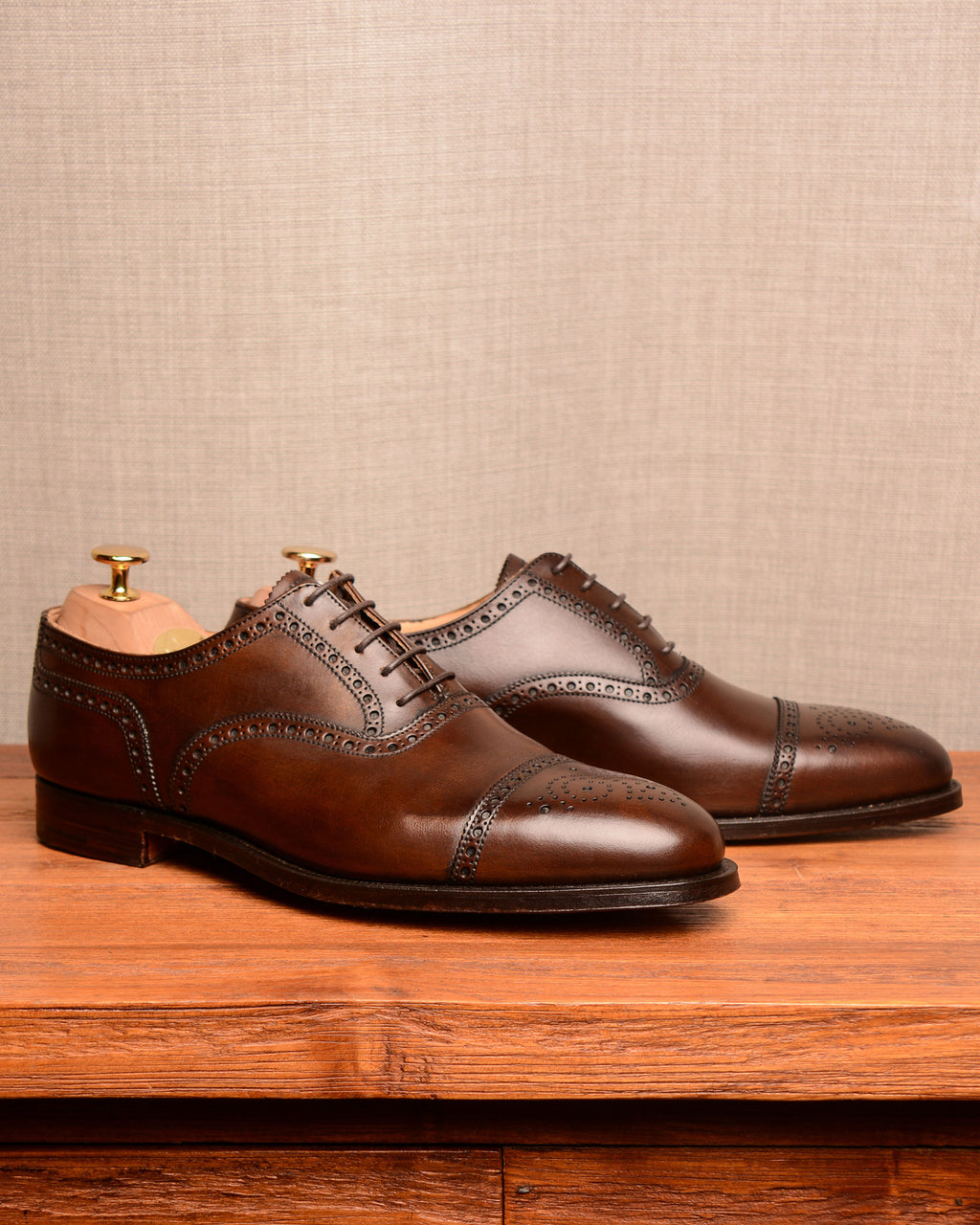 Crockett & Jones Westfield - Dark Brown