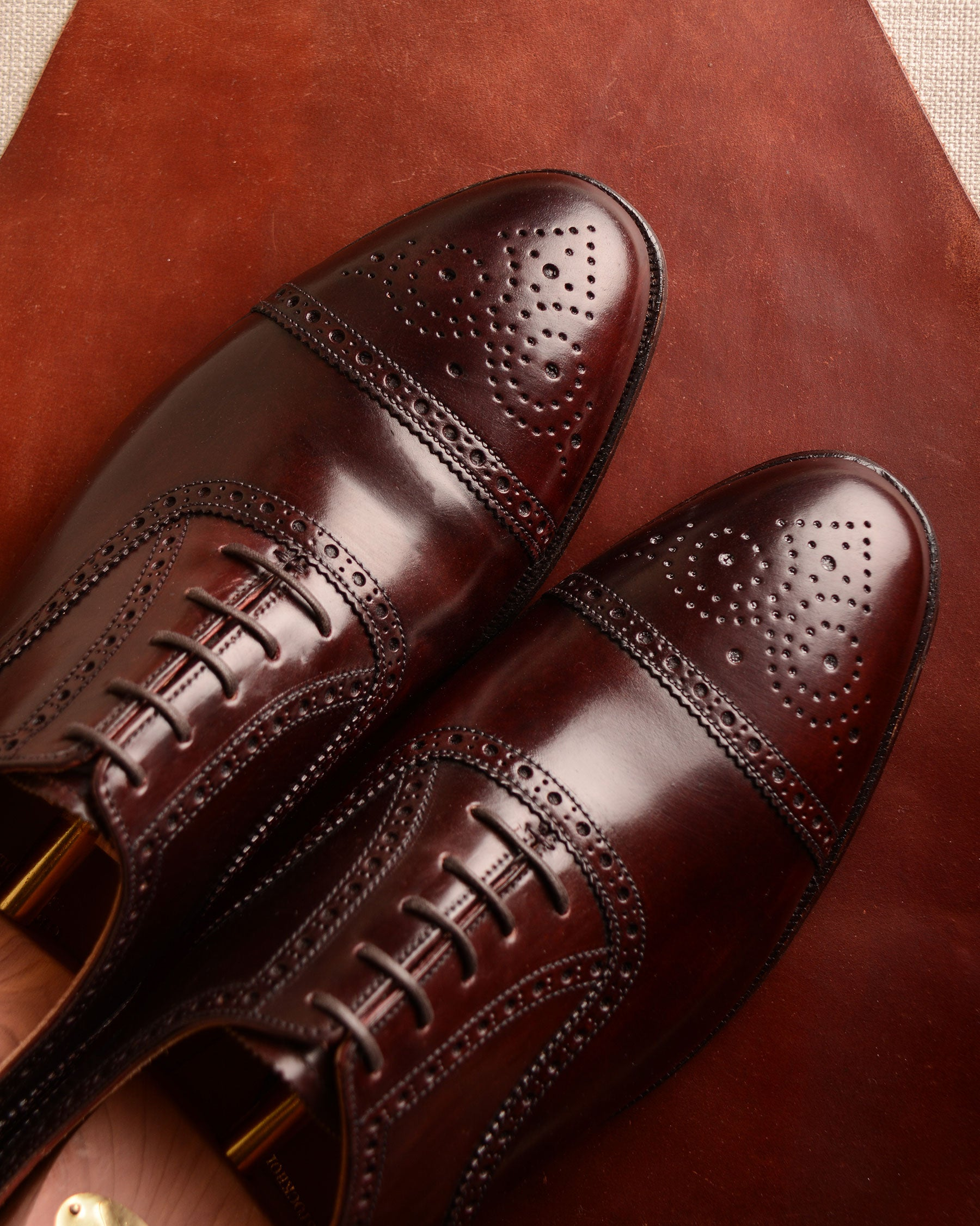 Crockett & Jones Westfield - Col.8 Cordovan