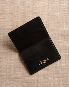 Grafford Leather Goods - Black
