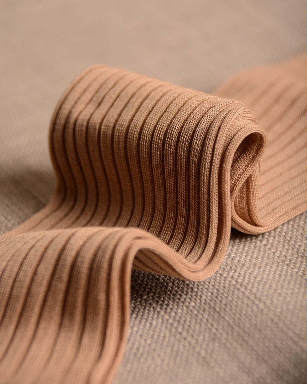 Pantherella Socks - Cotton Beige