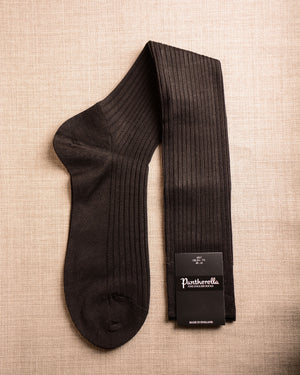 Pantherella Socks - Cotton Charcoal
