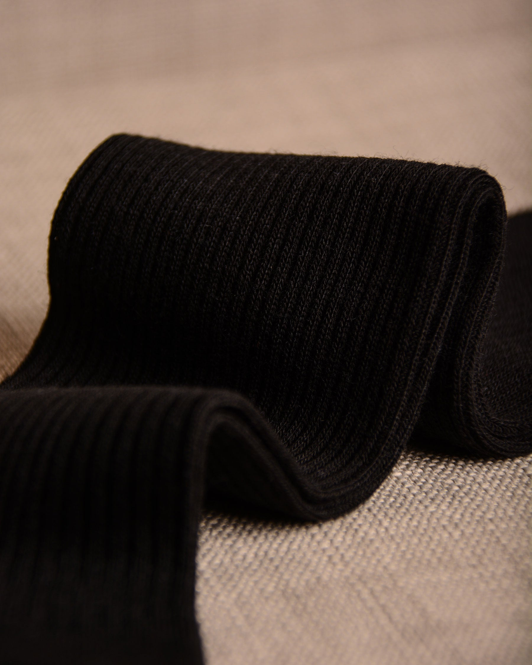 Pantherella Socks - Wool Black