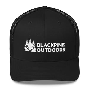 Block BP Trucker Cap