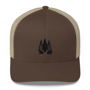 BP Logo Trucker Cap