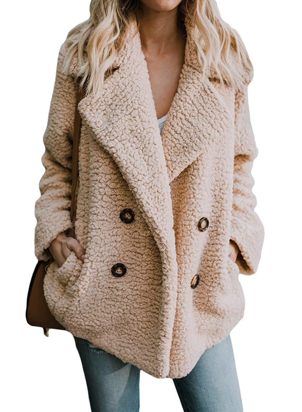 Street Chic Style Women Coat Quilted Long Sleeve Coat